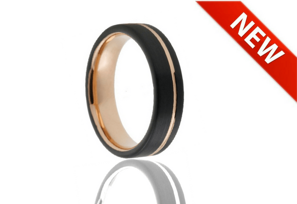 Inspire Tungsten Ring
