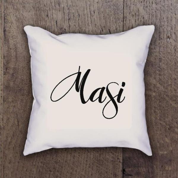 Custom made printed cushion - Design G