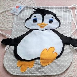 Rocky the Penguin Backpack