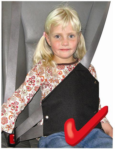 Secure-A-Kid Safety Seatbelt Harness