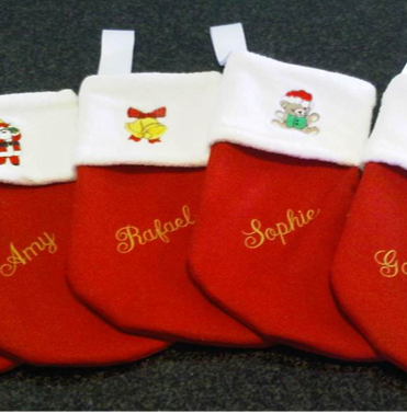 Christmas Stockings - Personalised