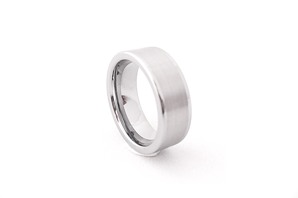 Strength Tungsten Ring
