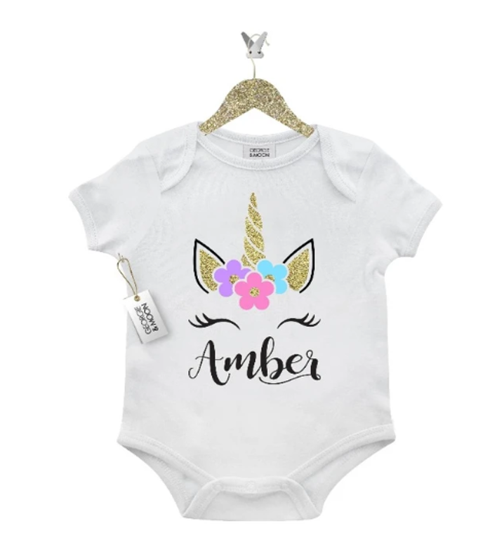 Baby Grow - Unicorn