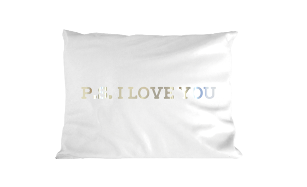 P.S. I Love You - Pillowcase