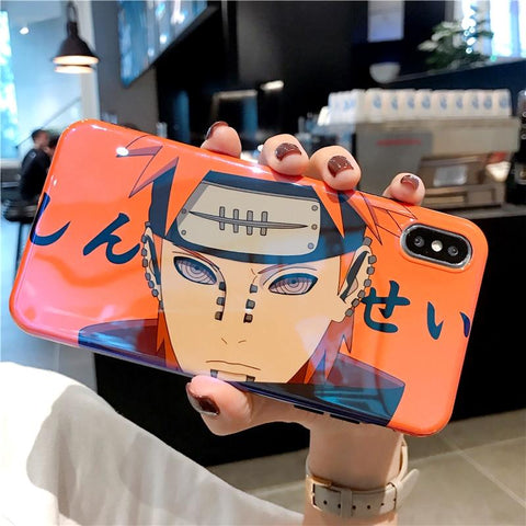 Coque iPhone Pain Rinnegan
