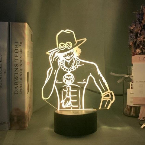 Lampe Portgas D Ace