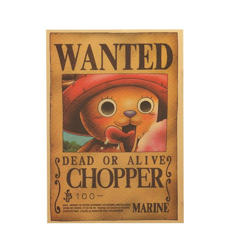 Poster Chopper Wanted