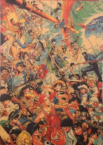 Poster univers One Piece