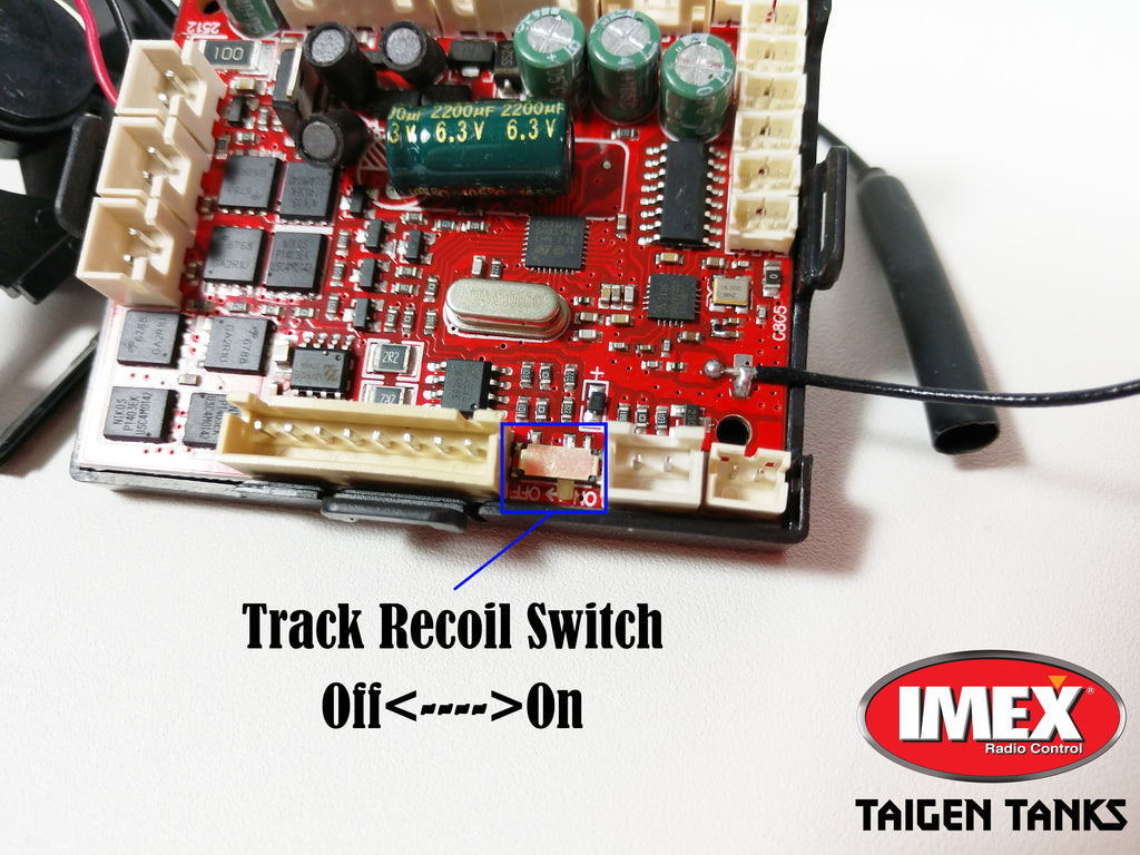 V3 Recoil Switch