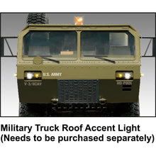 Load image into Gallery viewer, 1/12th Scale HG-P803 8x8 HEMMT Dump Truck Upgraded ARTR w/ LEDs and Sounds