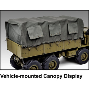 1/12th Scale HG-P803 8x8 HEMMT Dump Truck Upgraded ARTR w/ LEDs and Sounds