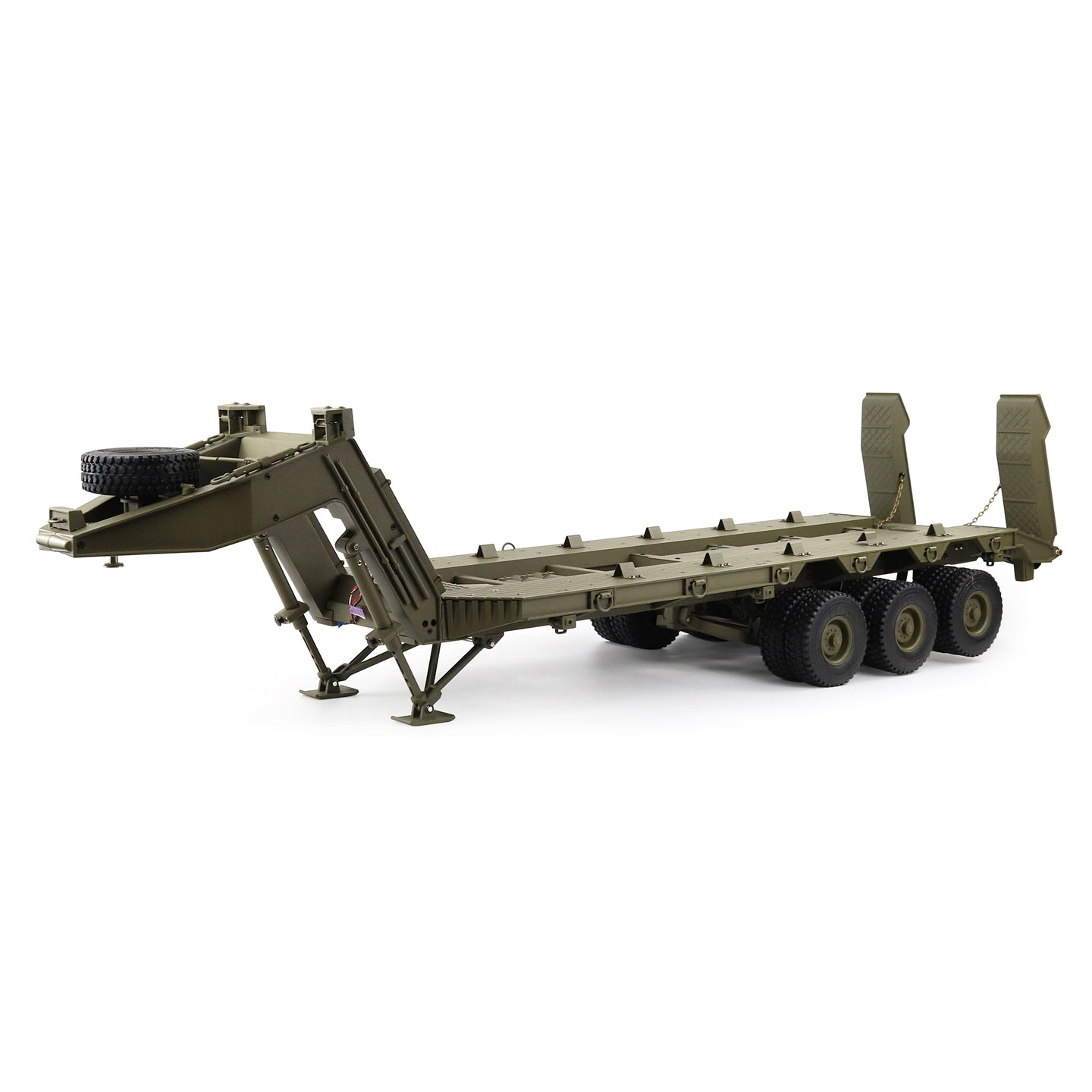 1/12th Scale Tank Transport Trailer RTR