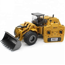 Load image into Gallery viewer, Huina RC Metal Wheel Loader (1/14th)