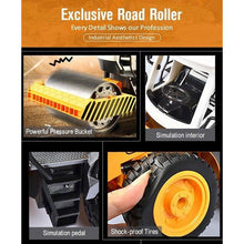 Load image into Gallery viewer, 2.4GHz RTR RC Construction - 1/20th Scale Load Roller