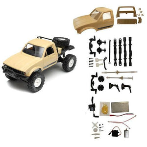 Hilux Desert Edition 4x4 1:16th Scale KIT RC Truck