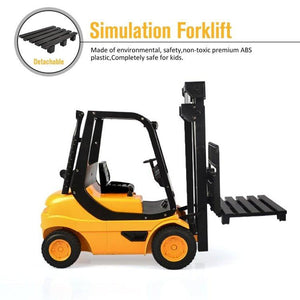 Double Eagle 2.4GHz RTR RC Construction - 1/8th Scale Forklift