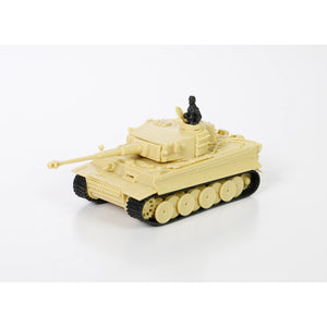 1:72nd Kit German Tiger 1 - Tunesia, Spring of 1943 - Taigen Tanks