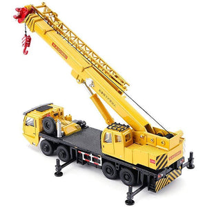 1/55th Scale Diecast Metal Mega Crane