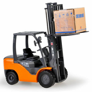1/20th Scale Diecast Metal Forklift