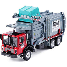 Load image into Gallery viewer, 1/24th Scale Diecast Metal Material Truck