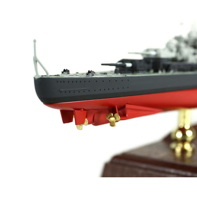 1:700th Die-cast German Battleship Tirpitz - Norway of 1942 - Taigen Tanks