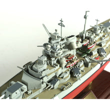 Load image into Gallery viewer, 1:700th Die-cast German Bismark - Battle of the Denmark Straight of 1945 - Taigen Tanks