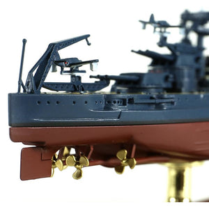 1:700th Die-cast USS Pennsylvania-Class Battleship, USS Arizona - Pearl Harbor of 1941 - Taigen Tanks