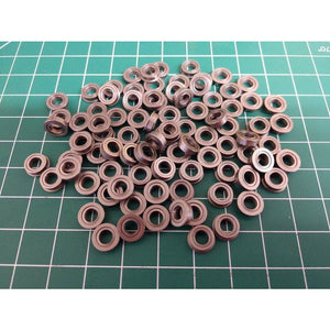 9x5x3 Flanged Ball Bearing (For Gearboxes) - Taigen Tanks