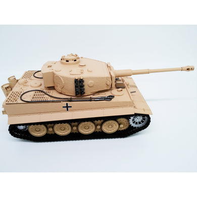 Tiger 1 Late Version Plastic Edition - Taigen Tanks