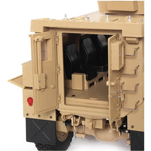 Load image into Gallery viewer, 1/12th Scale HG-P602 MRAP Explosion Proof Truck Upgraded ARTR