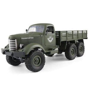 ZIS-151 6x6 1:16th Scale KIT RC Truck