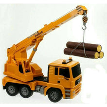 Load image into Gallery viewer, 2.4GHz RTR RC Construction - 1/20th Scale Crane