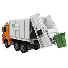 Load image into Gallery viewer, 2.4GHz RTR RC Construction - 1/20th Scale Mercedes-Benz Antos Garbage Truck