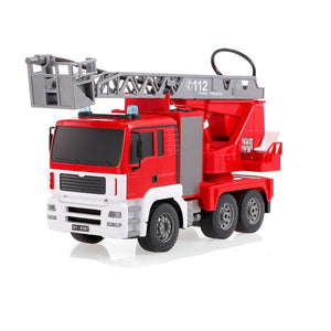 Double Eagle 2.4GHz RTR RC Construction - Mercedes-Benz Arocs Fire Truck