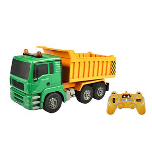 2.4GHz RTR RC Construction - 1/20th Scale Dump Truck
