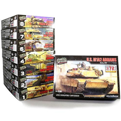 1:72nd Kit M1A2 Abrams - Taigen Tanks
