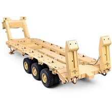 Load image into Gallery viewer, 1/12th Scale Tank Transport Trailer RTR