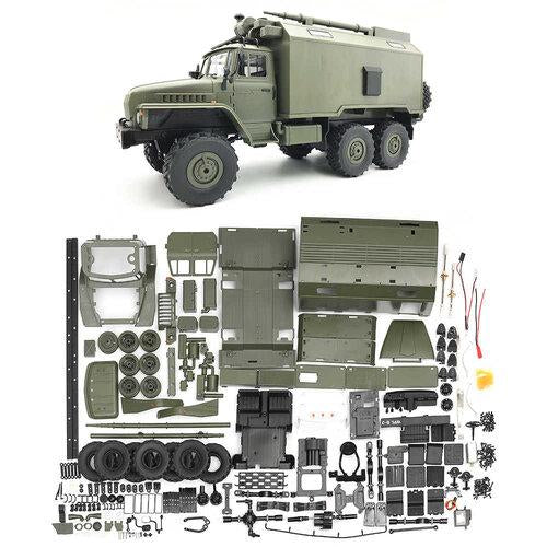 Ural 6x6 1:16th Scale KIT RC Truck