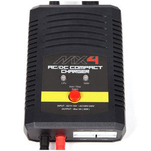 MX4 50W 5A AC/DC Multi-Chemistry Battery Charger