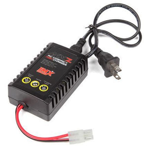MX2 2A AC Compact NIMH Battery Charger