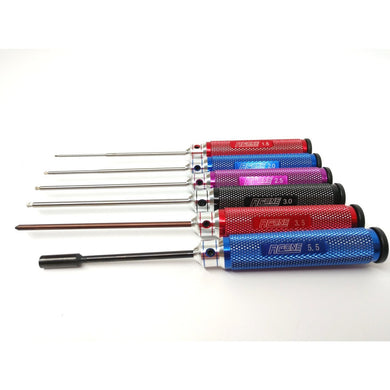 Tool Set 6pc - Taigen Tanks