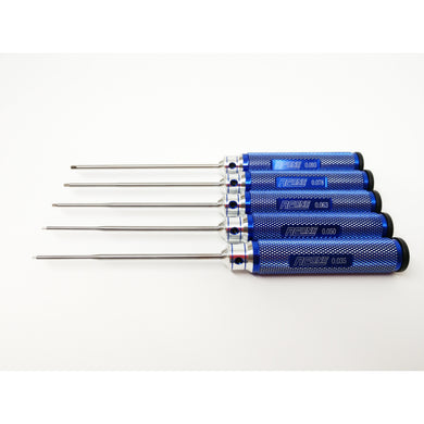 5pc SAE Hex Driver Set (.035-.093