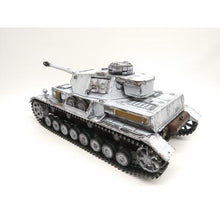 Load image into Gallery viewer, Panzer IV Ausf G Winter Metal Edition - Taigen Tanks