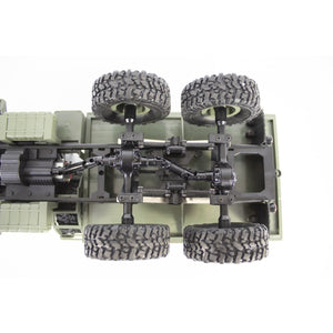 M35 6x6 1:16th Scale Metal Edition KIT RC Truck