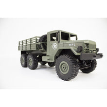 Load image into Gallery viewer, M35 6x6 1:16th Scale Metal Edition KIT RC Truck