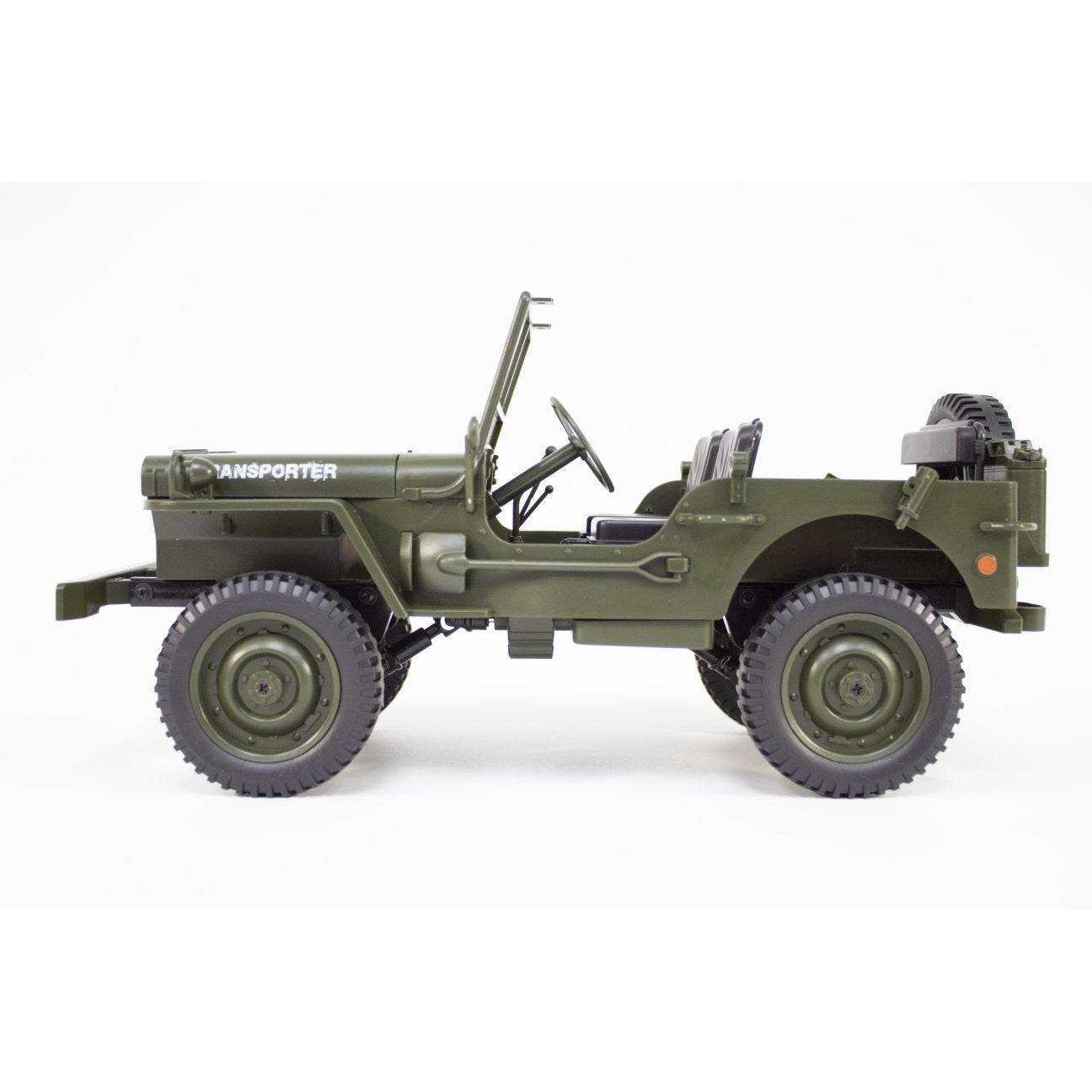 Willys 4x4 1:10th Scale RTR 2.4GHz RC Truck