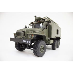 Ural 6x6 1:16th Scale Metal Edition KIT RC Truck