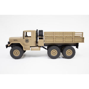 M35 6x6 1:16th Scale KIT RC Truck