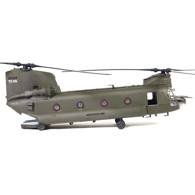 1:72nd Die-Cast Boeing CH-47J Chinook - Japan Ground Self-Defence Force, 12th Brigade - Taigen Tanks