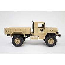 Load image into Gallery viewer, M35 4x4 1:16th Scale RTR 2.4GHz RC Truck
